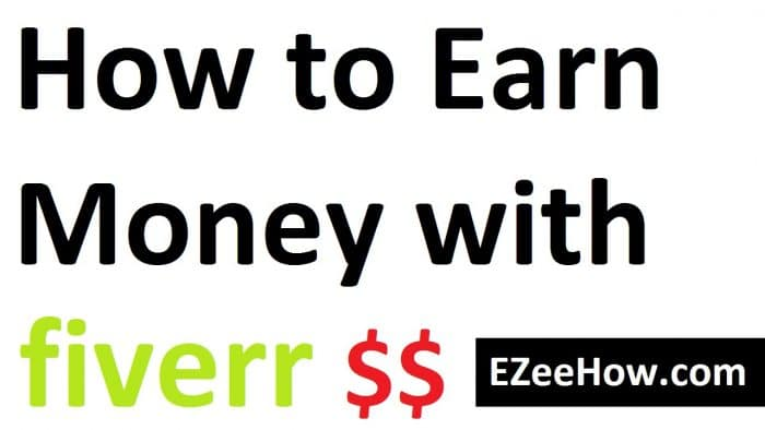 How to make Money on Fiverr as a Beginner