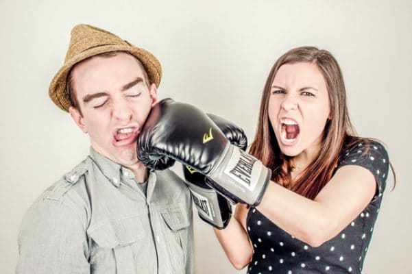 6 Ways To Calm Yourself Down During an Argument