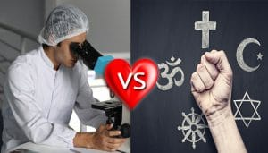 What is Love Science vs Religions